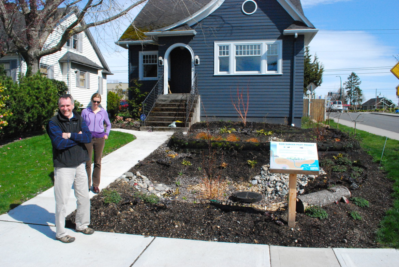 King County Unveils West Seattle Rain Garden Plans