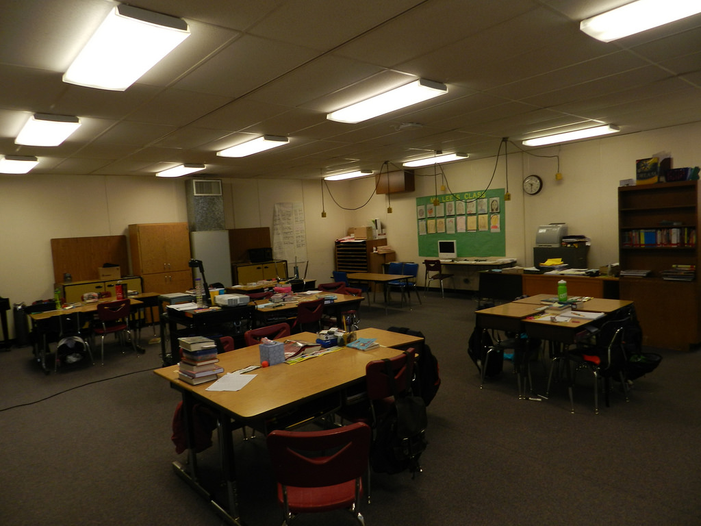 'They Have To Go': The Environmental And Health Costs Of Portable Classrooms