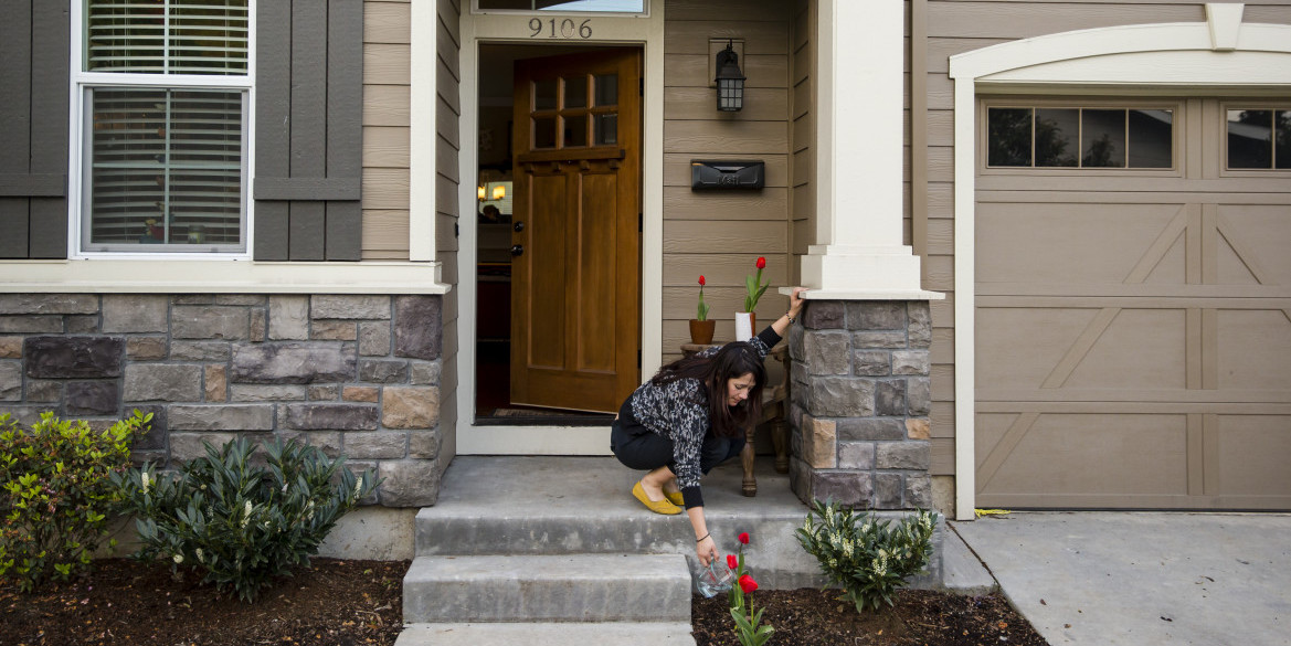 How cash sent the Portland home market spinning