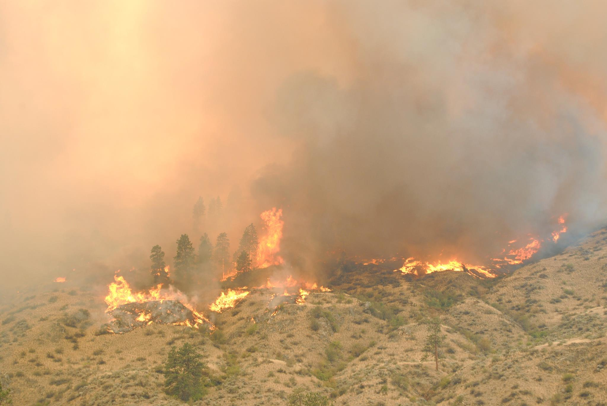Legislature poised to cut firefighting budget despite drought threat
