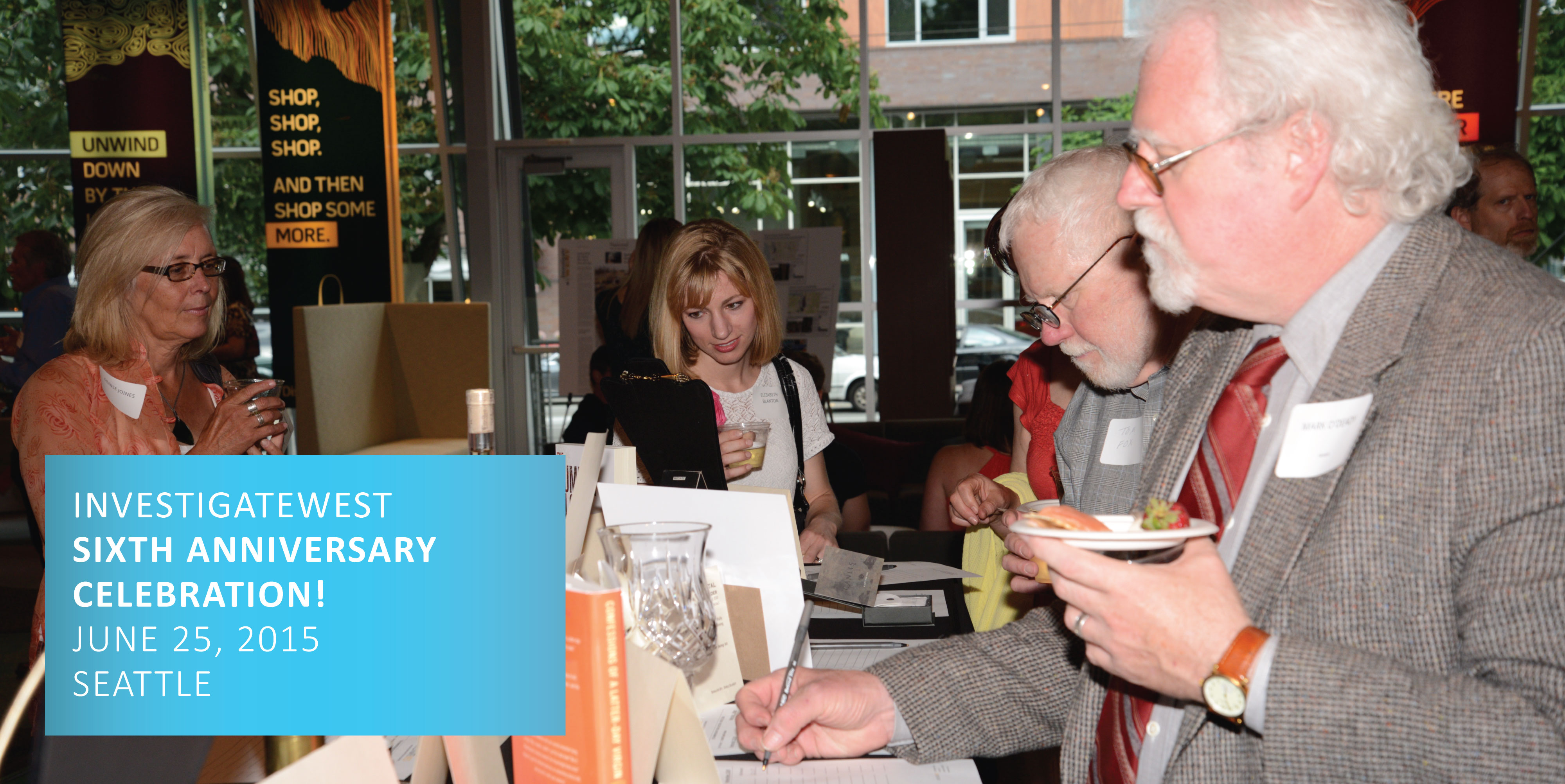 June 25: Sixth Anniversary Celebration in Seattle