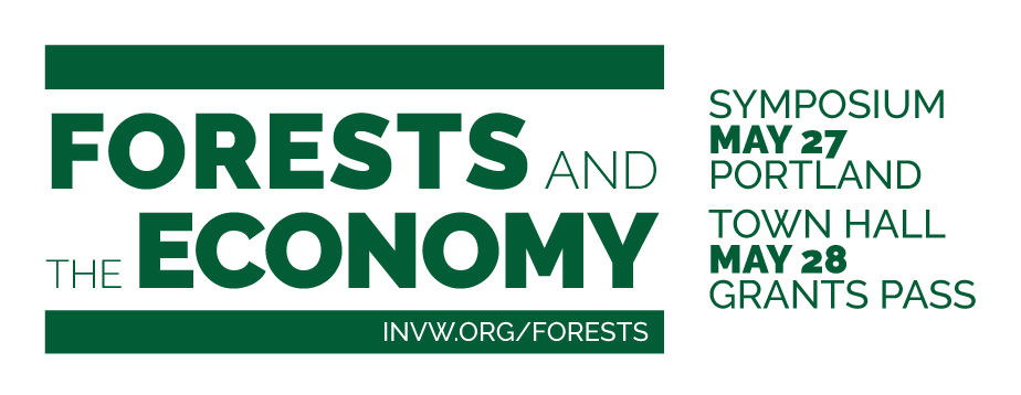 May 27-28: Forests and the Economy Symposium and Town Hall
