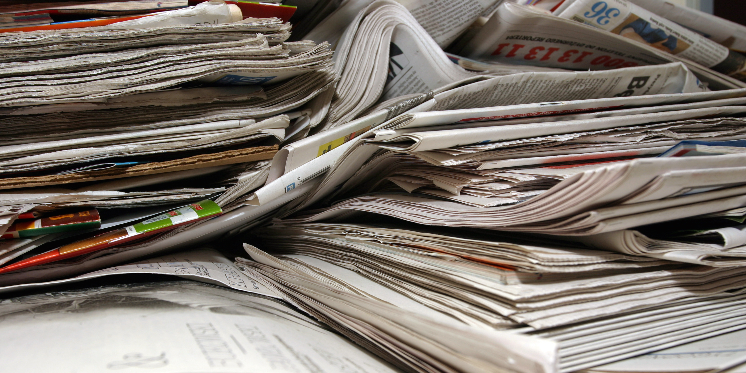 How the newspapers will die