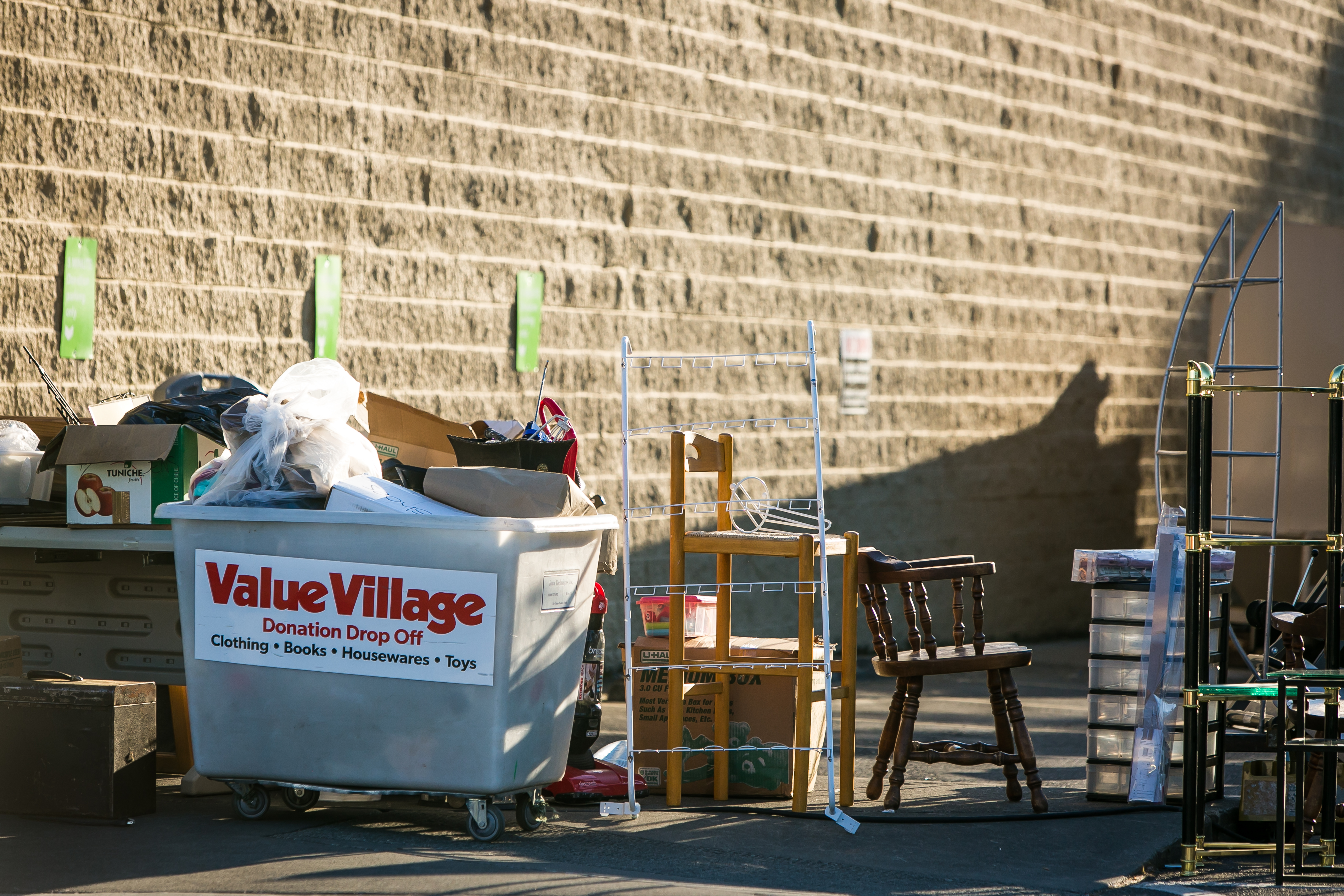 Methodology for our report on Value Village and Savers, Inc.