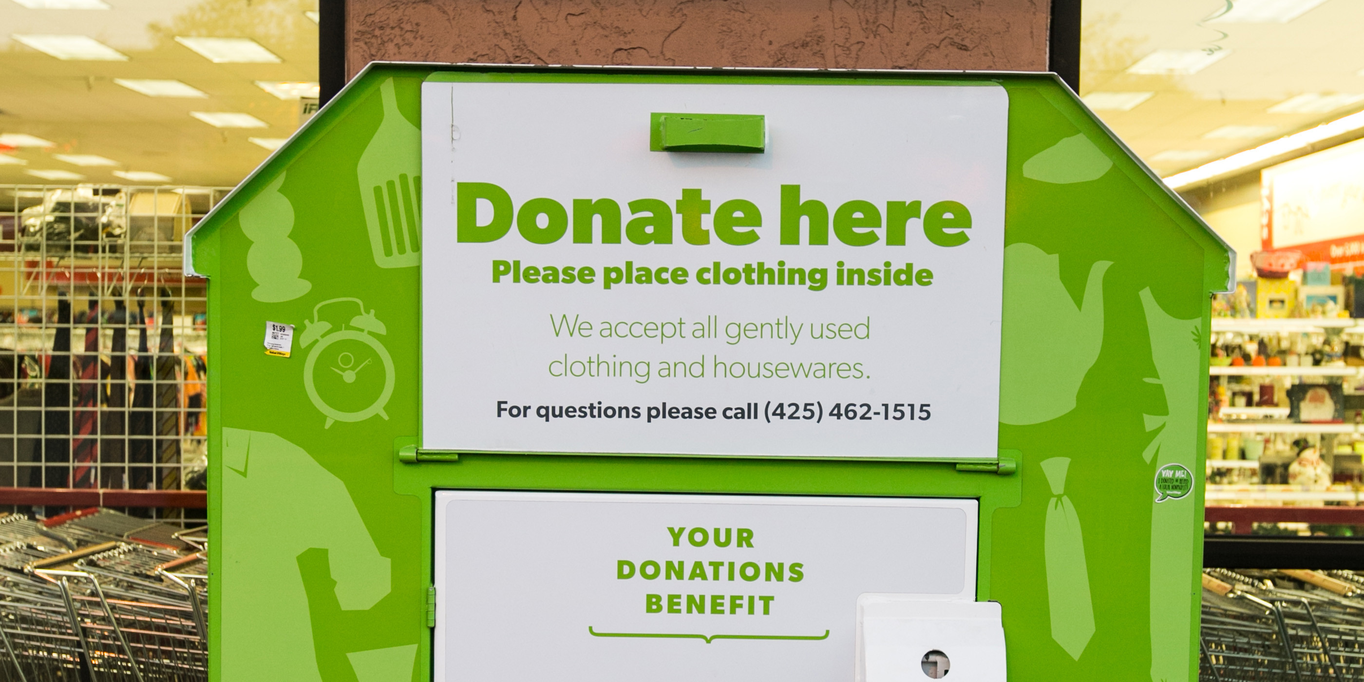 Four questions to ask before you donate to a thrift store