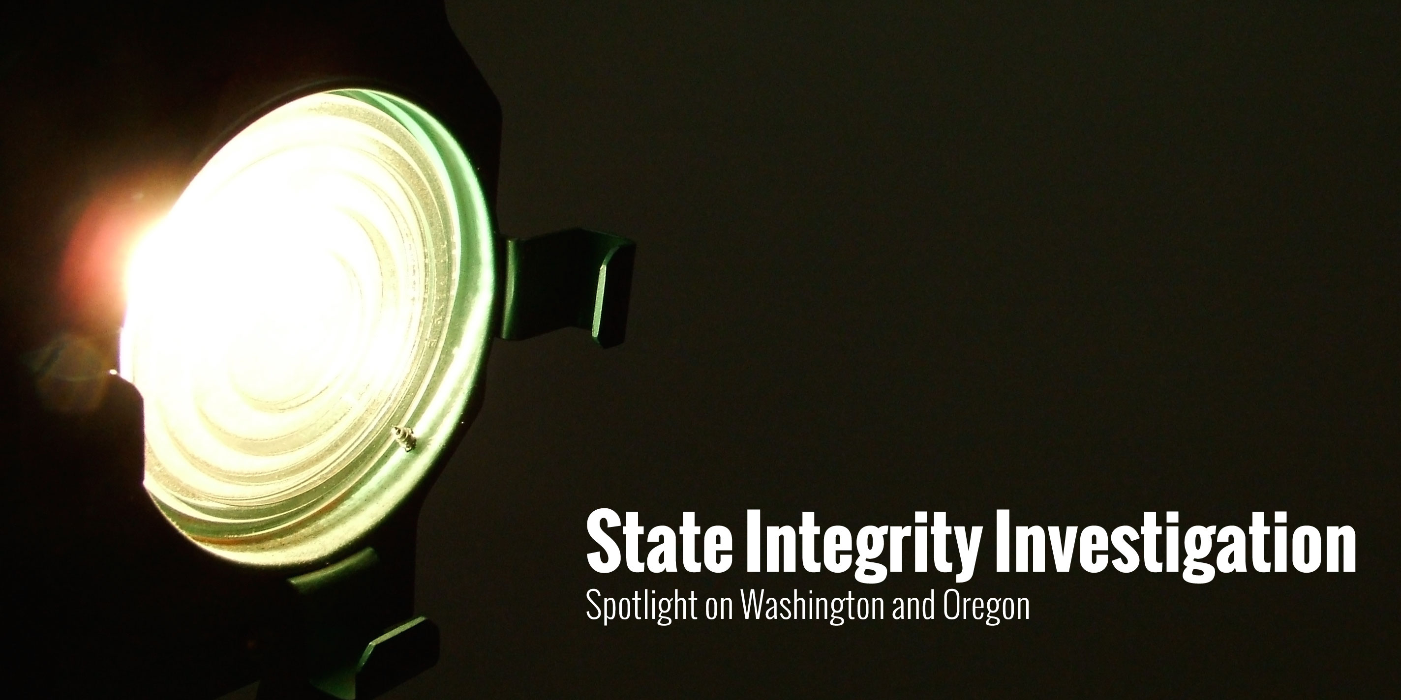 Washington and Oregon get low grades on integrity