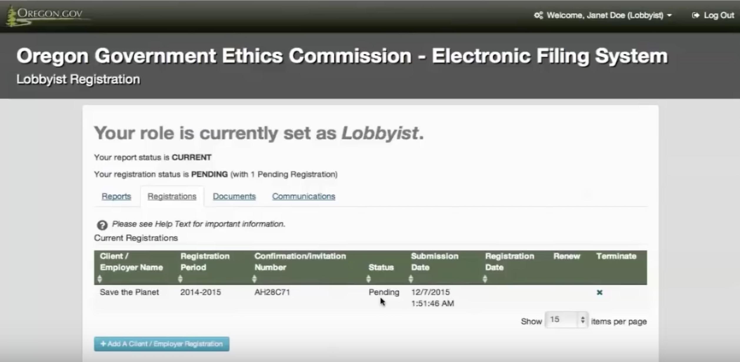 Public officials, personal business: conflict disclosures go online