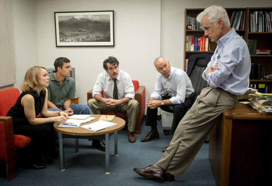 "How we've changed since ""Spotlight"""