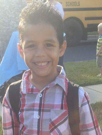 Adam Bailey, a 7-year-old who died in March after getting entangled in window blind cords.