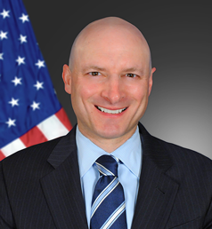 Elliot Kaye, chairman of the Consumer Product Safety Commission.