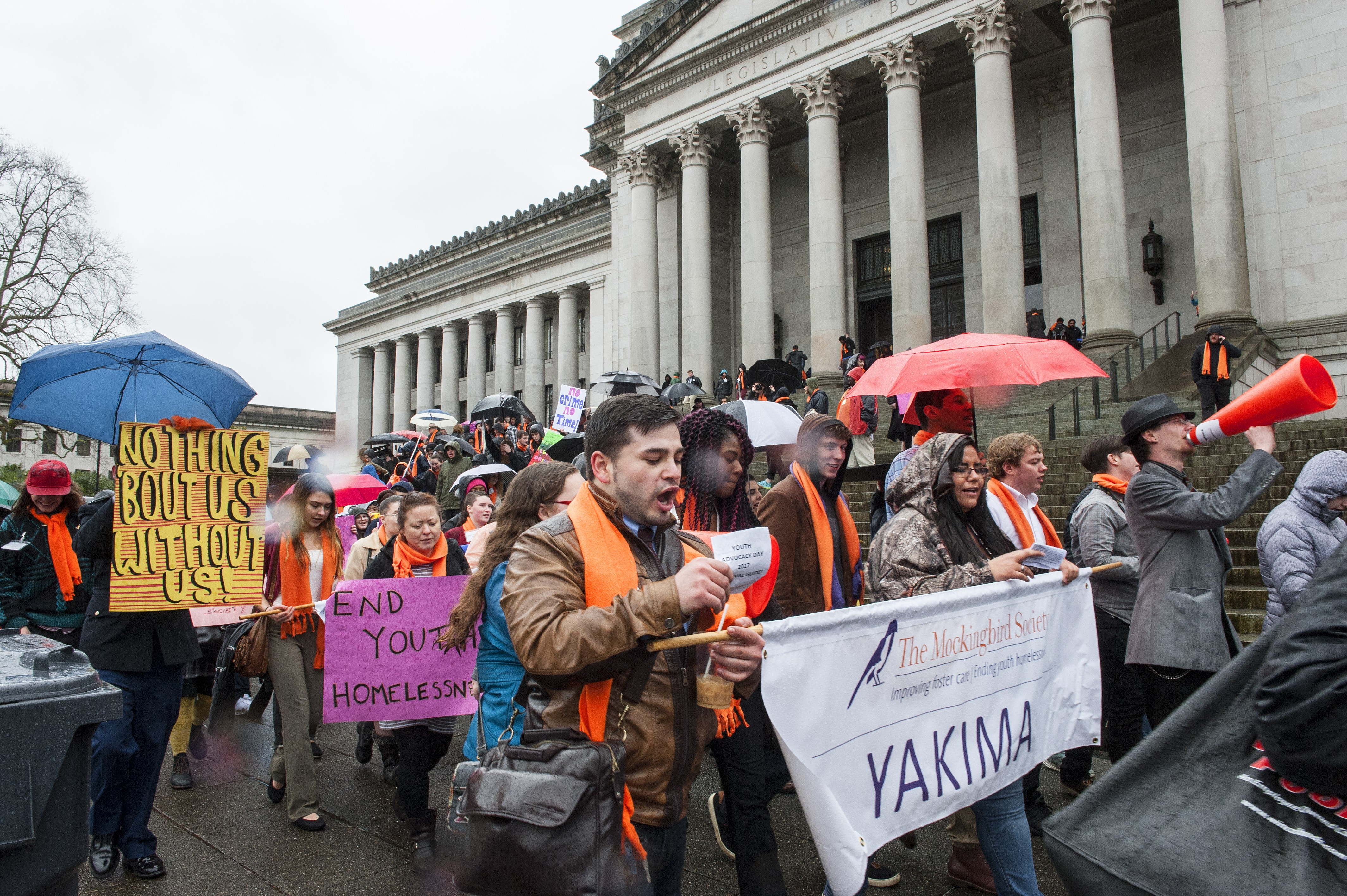 Olympia's budget clash threatens foster care reforms