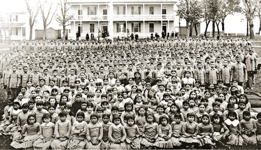 A Right-Wing Think Tank Is Trying to Bring Down the Indian Child Welfare Act. Why?