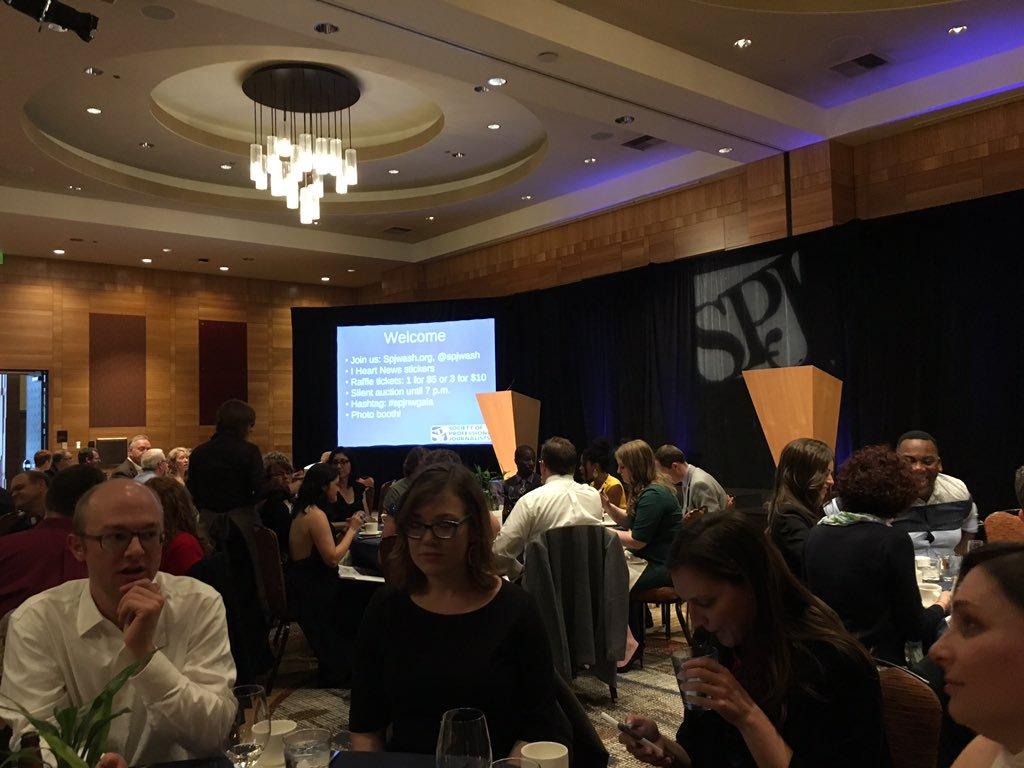 SPJ award winners