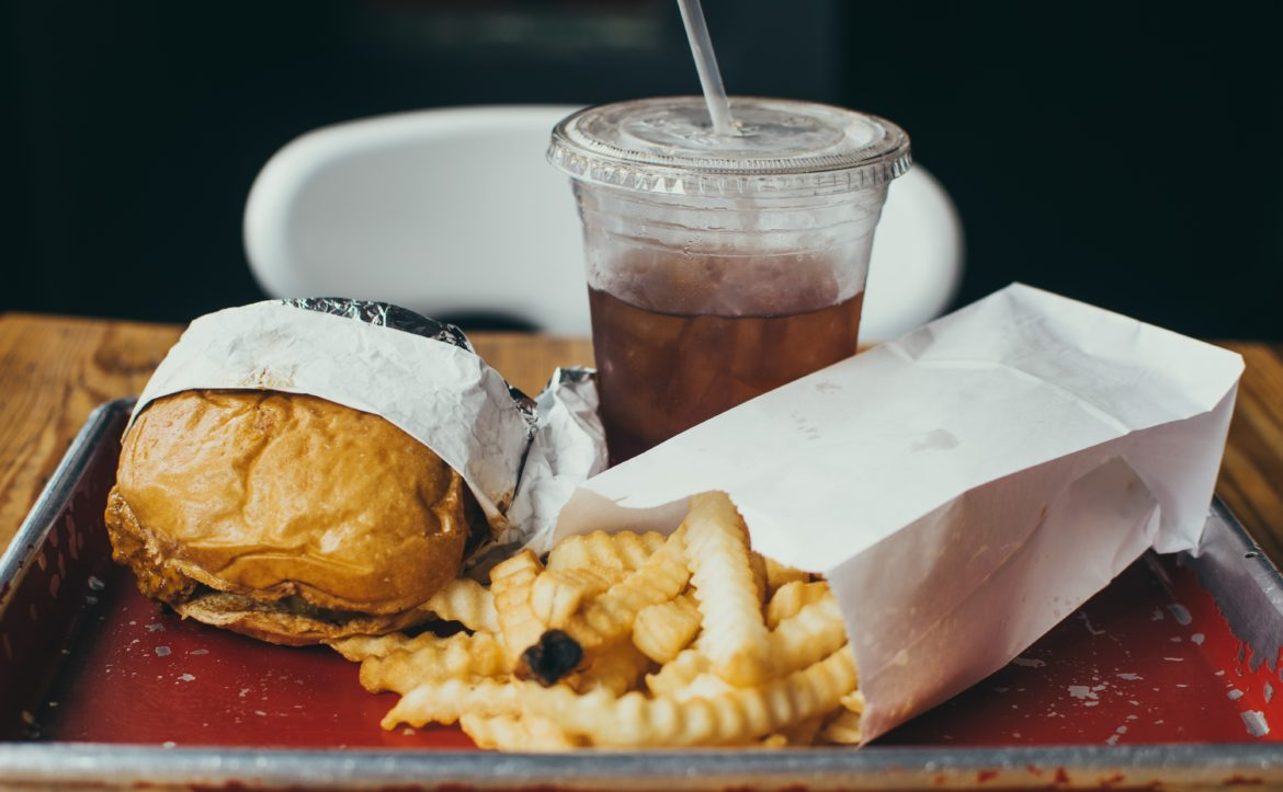 What's on your burger wrapper? In your drinking water? Will