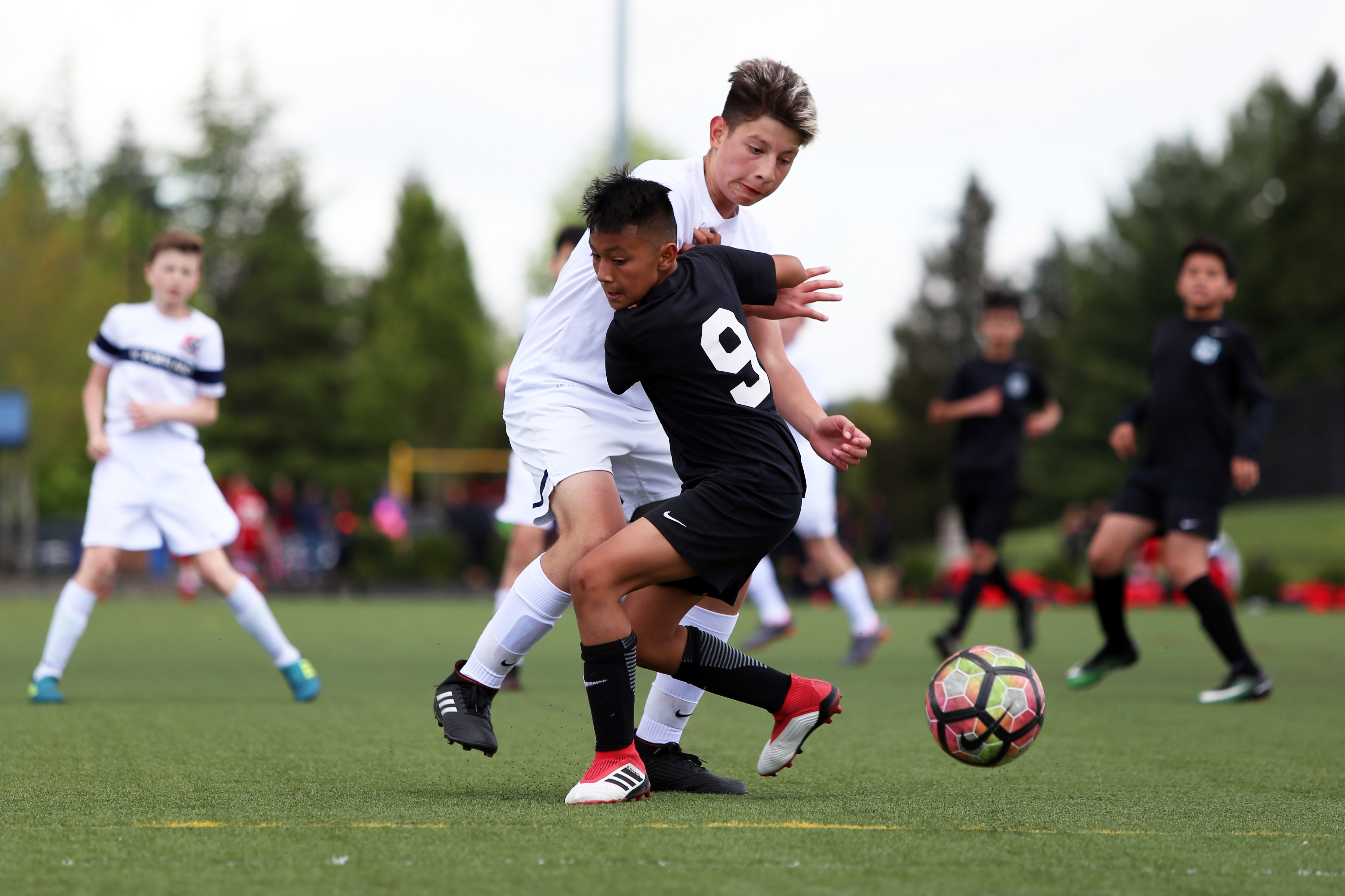 Changing soccer culture