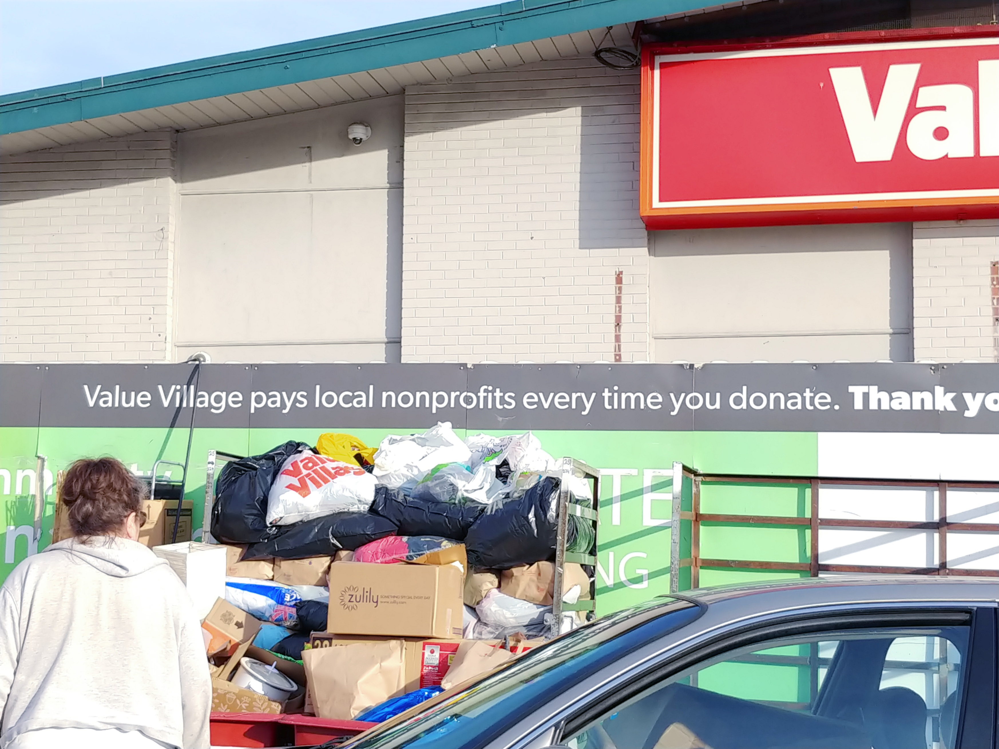 Value Village: 1st Amendment shields us from state consumer-protection lawsuit