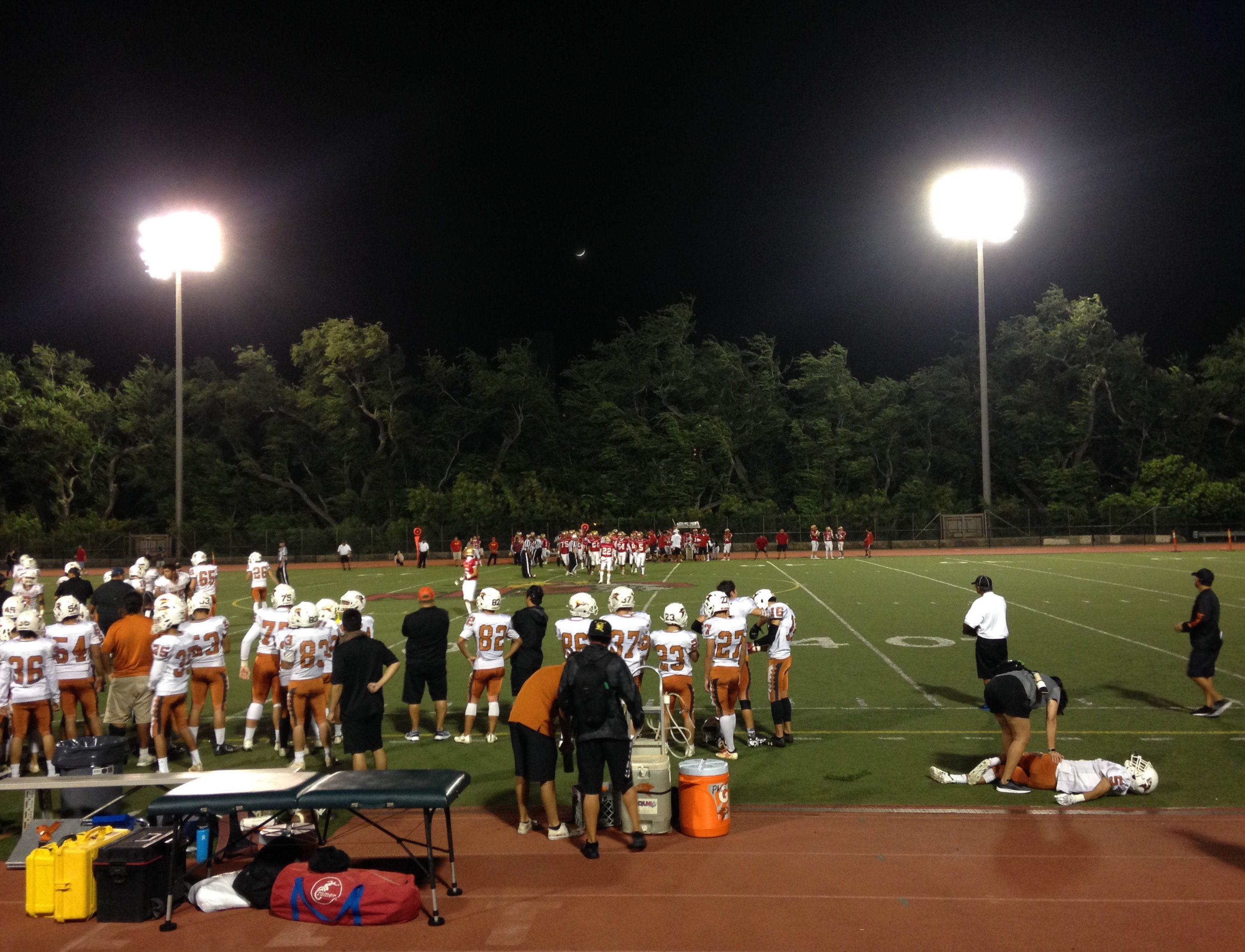 Hawaii goes all-in on healing concussions: Athletic trainers placed in every high school