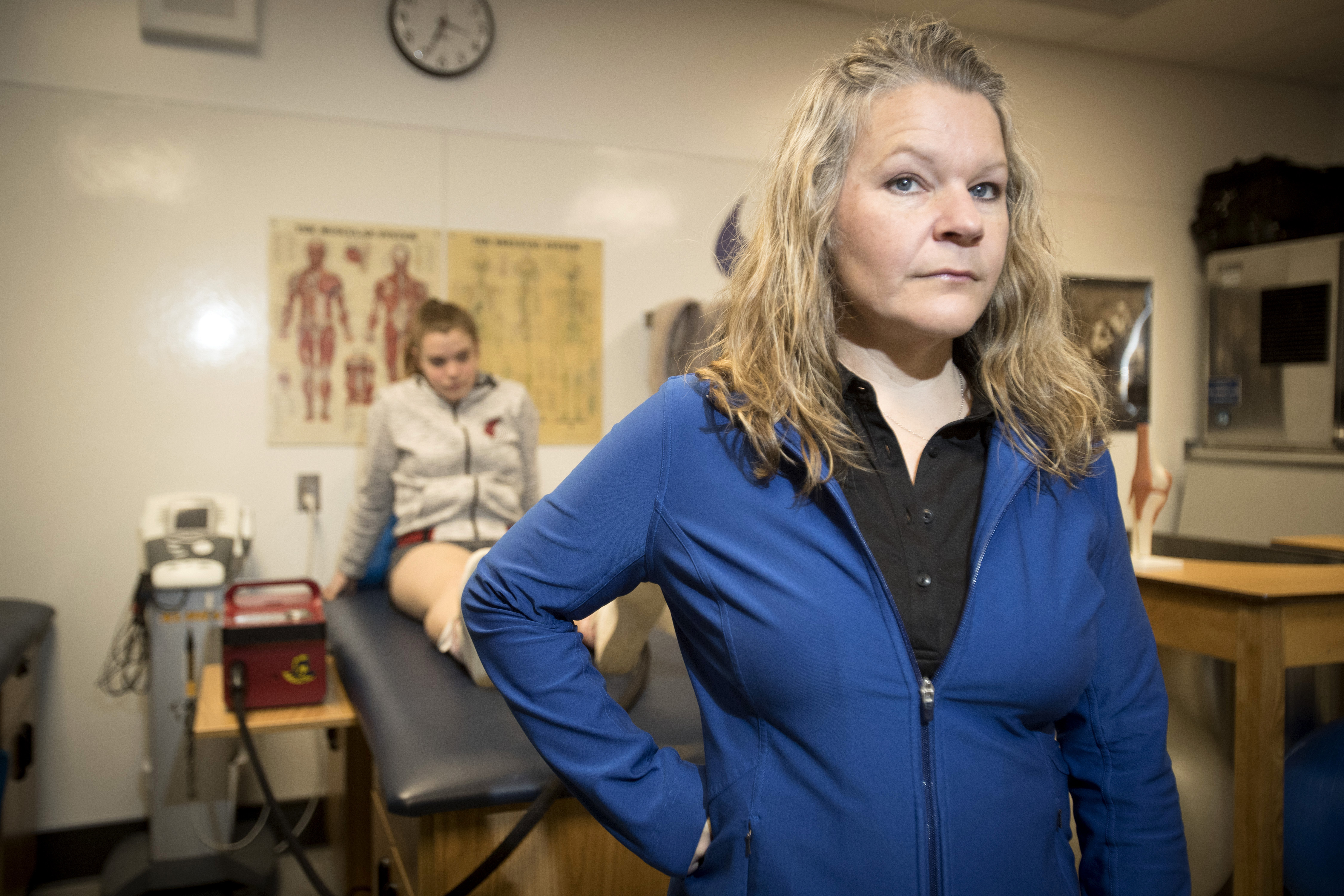 Missing the trainer: Small and rural schools are least likely to have athletic trainers