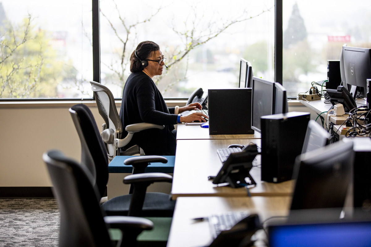 Amid COVID-19, calls and texts to mental health helplines are surging