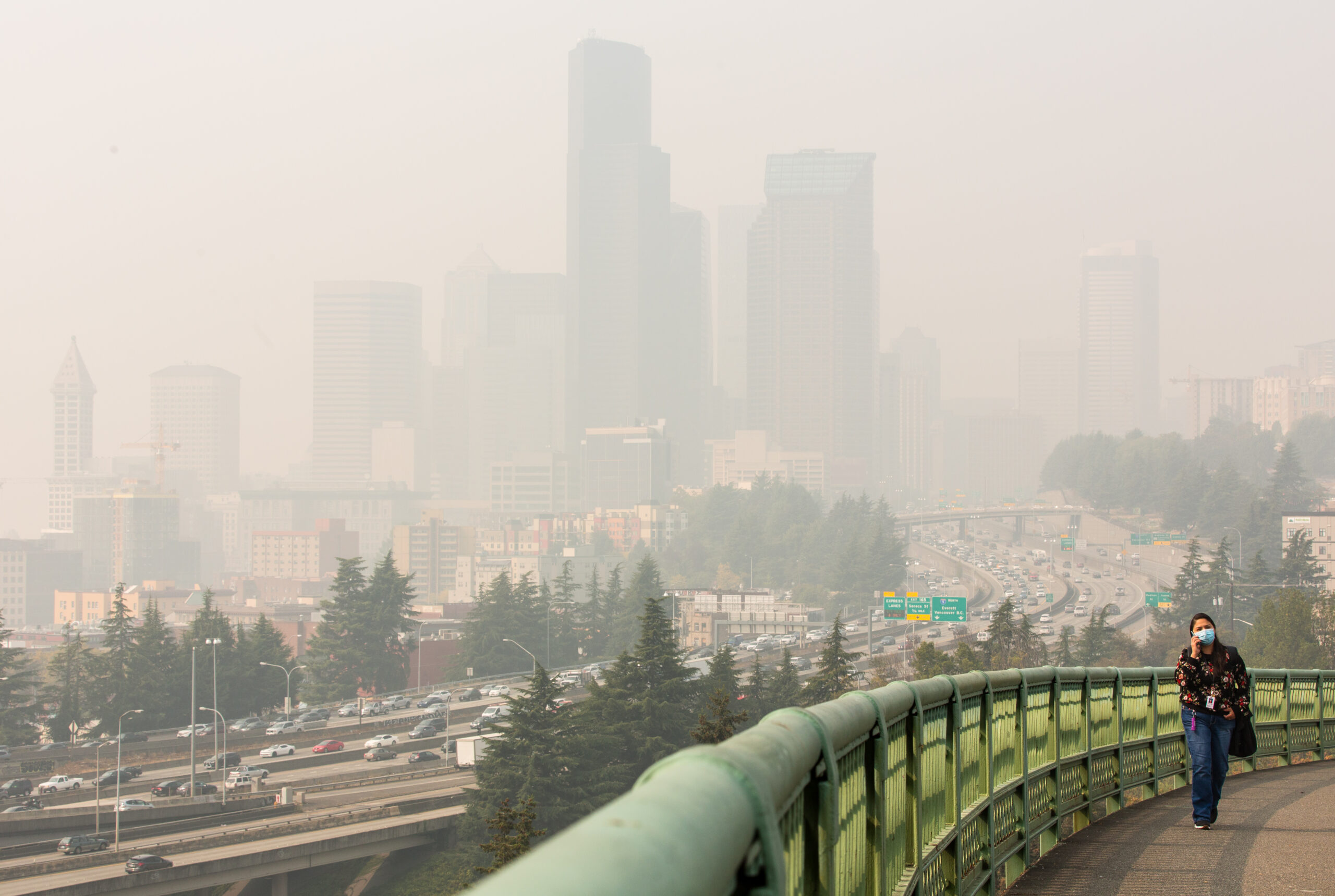 As wildfire smoke seeps indoors, is government doing enough to respond?