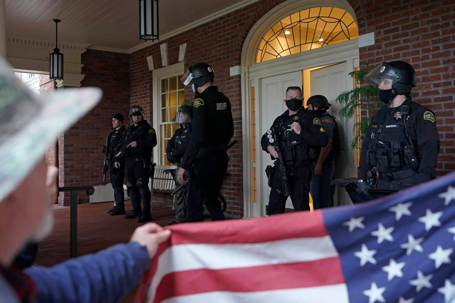 In the wake of insurrection, Washington lawmakers look for options to derail ad hoc militias
